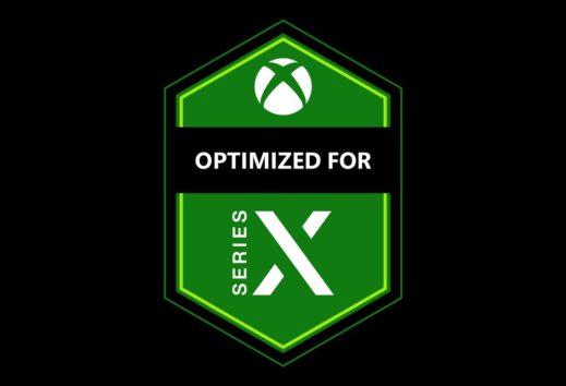 Xbox stellt Logo für Xbox Series X optimierte Games vor