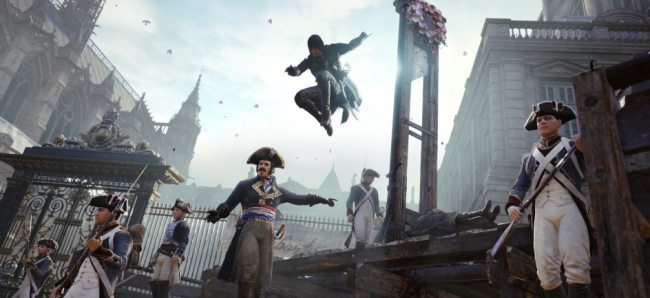 Assassin's Creed Unity – Auf Xbox One stabiler