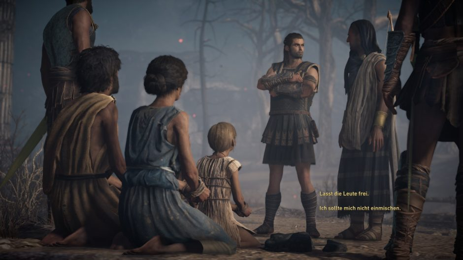 Assassin's Creed Odyssey – Neuer Gameplay-Trailer zeigt Entscheidungsfreiheit und RPG-Elemente