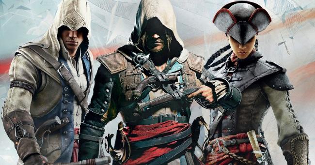 Assassin's Creed Geburt einer neuen Welt – Die amerikanische Saga