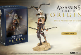 Assassin´s Creed Origins - Komplette Ubicollectibles-Figuren ab sofort vorbestellbar