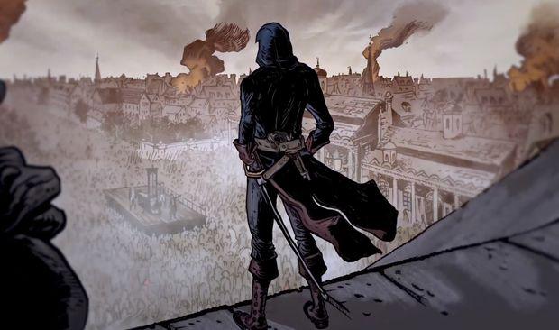 Assassin's Creed Unity – Beeindruckender Kurzfilm von Rob Zombie vorgestellt