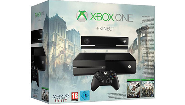 *UPDATE* Assassin's Creed Unity – Xbox One-Bundles im Anmarsch?