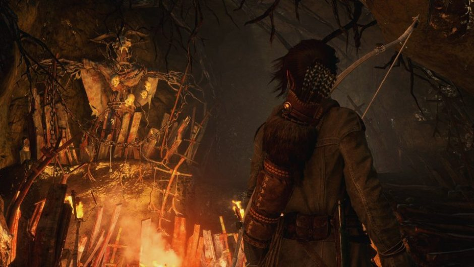 Rise of the Tomb Raider – Baba Yaga: The Temple of the Witch im Trailer vorgestellt