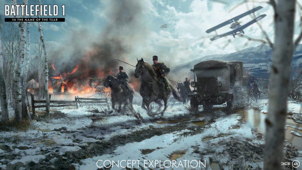 Battlefield 1 – Erste Details zum Mai-Update