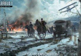 Battlefield 1 - Erste Details zum Mai-Update