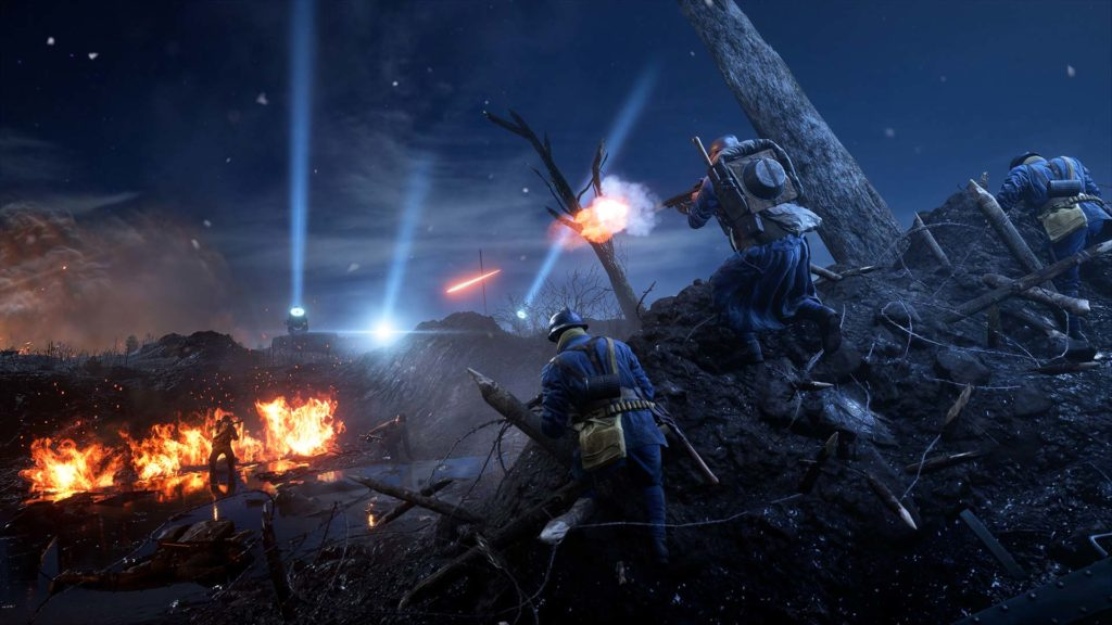 Battlefield 1 – Patch Notes zum neuen Nivelle-Nächte-Update veröffentlicht