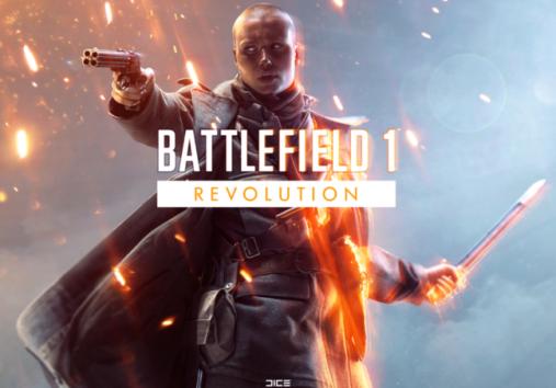 gamescom 2017: EA enthüllt neue Battlefield 1-Revolution
