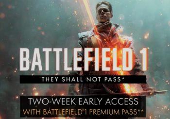 "Battlefield 1 - Das ist der Trailer zum kommendem DLC ""They Shall Not Pass"""