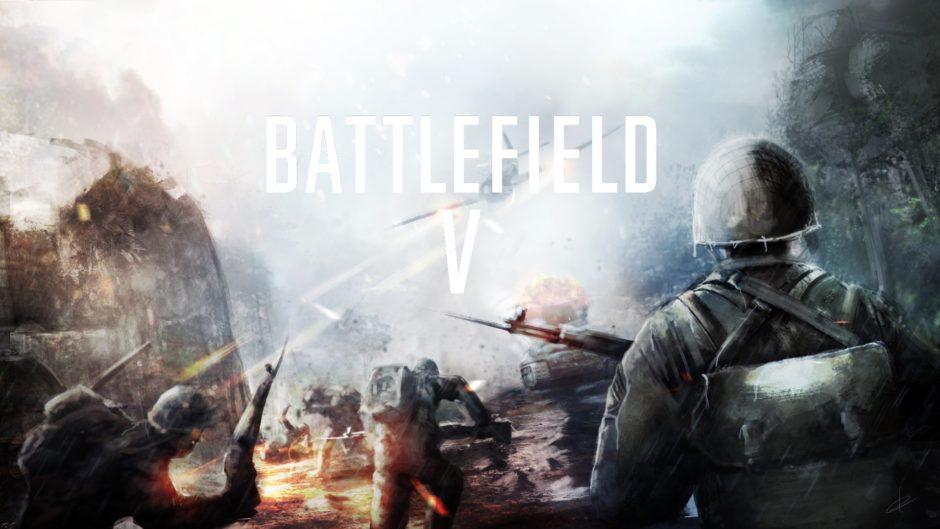 Battlefield 5 – Key Art aufgetaucht