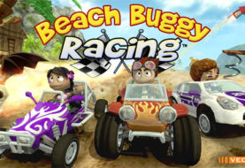 Beach Buggy Racing - Bald auch auf Xbox One