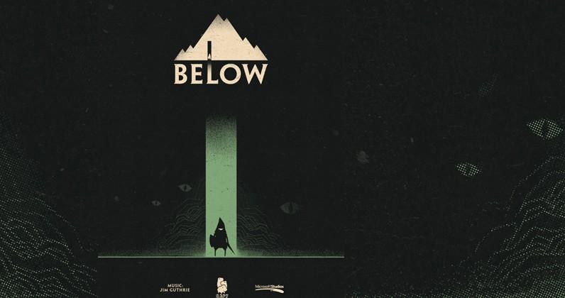 Below – 15 Minuten Gameplay von der PAX West 2018