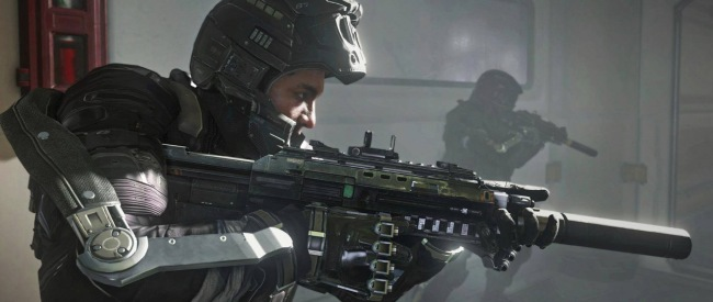 Call of Duty: Advanced Warfare – die Technik von morgen schon heute