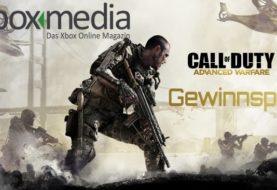 Sei kreativ und gewinne Call of Duty: Advanced Warfare und mehr