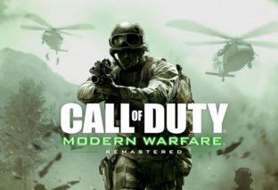 Call of Duty: Modern Warfare Remastered - Datum der eigenständigen Disk-Version enthüllt