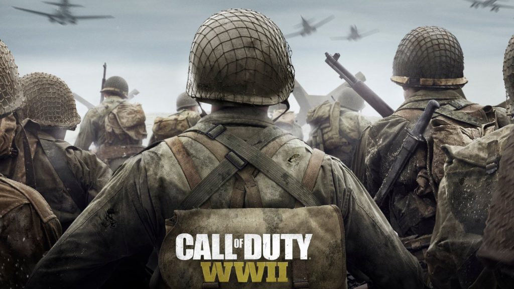 Call of Duty: WWII – Multiplayer-Gameplay-Trailer veröffentlicht