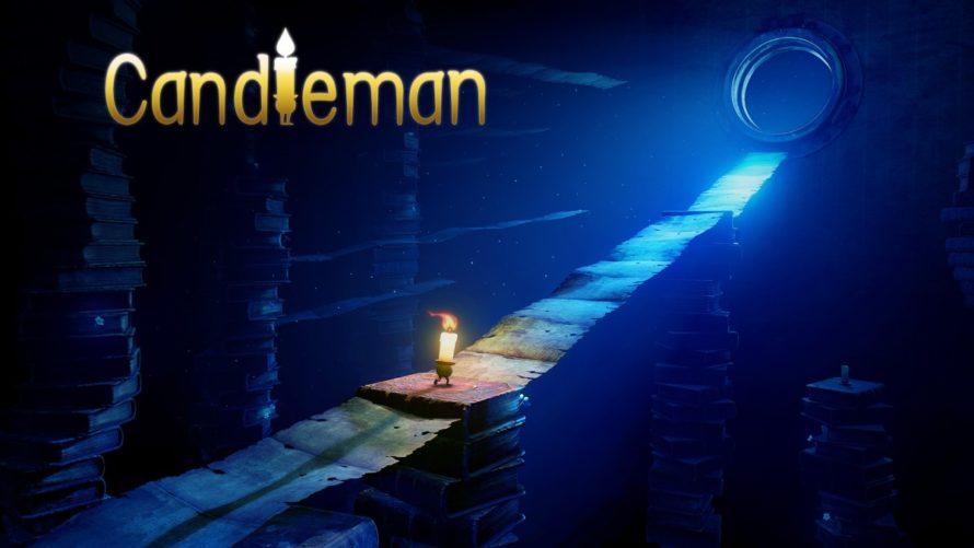 Candleman – Wachsiger Puzzle-Plattformer schon bald auf der Xbox One