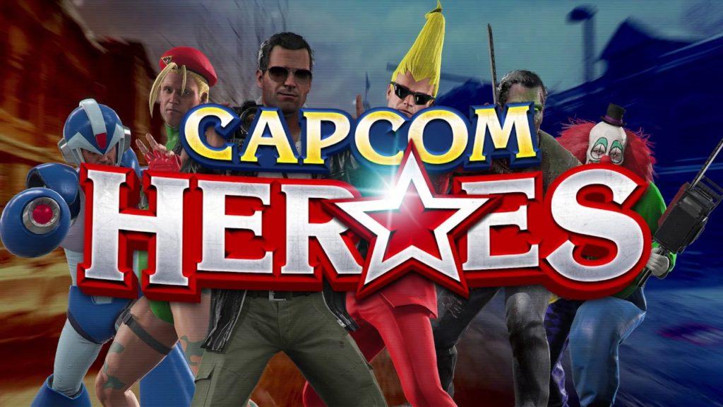 Dead Rising 4 – Capcom Heroes DLC stellt die Helden im Trailer vor