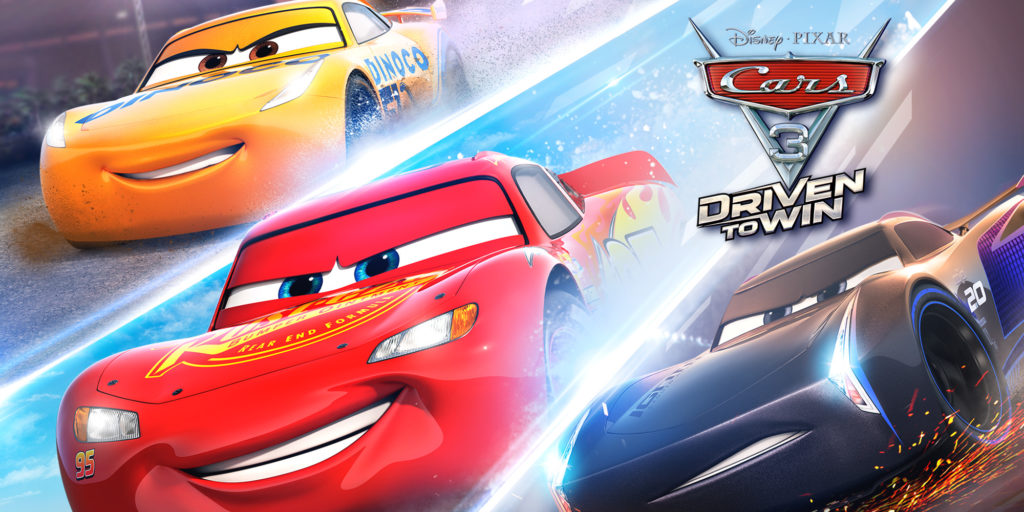 Cars 3: Driven to Win – Ab sofort erhältlich