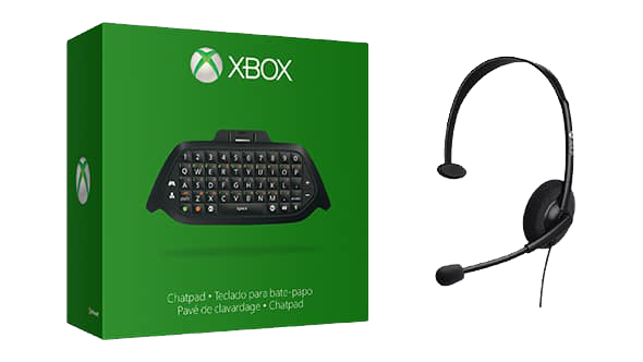 Xbox One – Chatpad ab sofort vorbestellbar