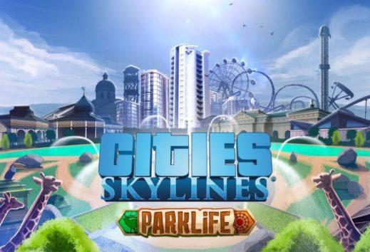 Cities: Skylines - Parklife ab sofort erhältlich