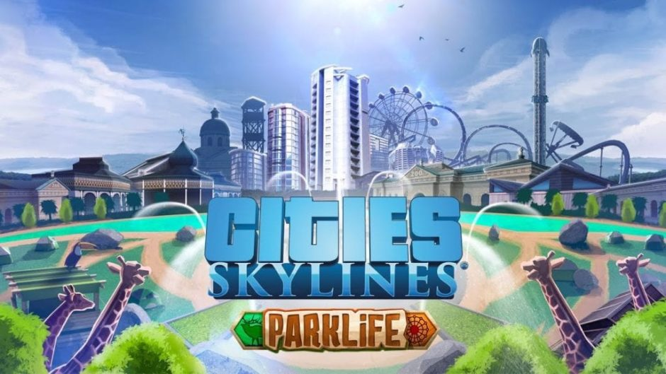 Cities: Skylines – Parklife ab sofort erhältlich
