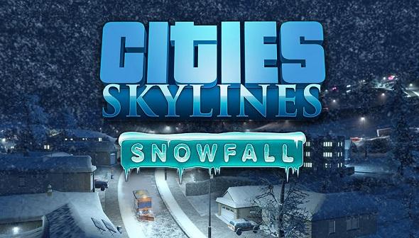 Cities: Skylines – Snowfall-Erweiterung veröffentlicht