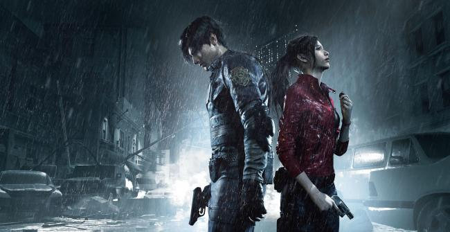 Resident Evil 2 – Auch Claire Redfield mischt in HD mit