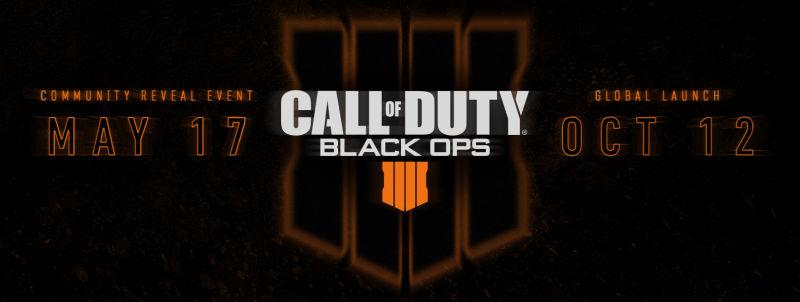 Call of Duty: Black Ops 4 – Wird bald schon enthüllt