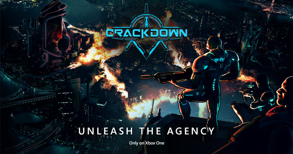 Crackdown 3 – 10 Minuten reines Gameplay