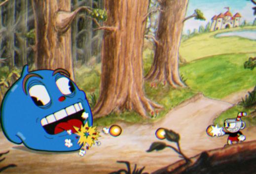 Cuphead - Neues Gameplay von der PAX East