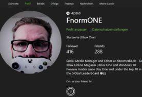 Xbox One - Neue Spielerbilder bekommen auch transparente Hintergründe