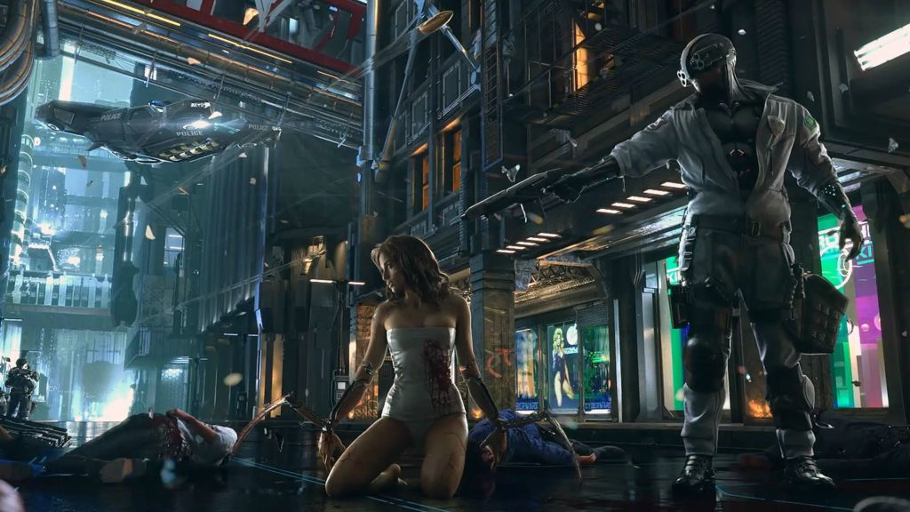 Cyberpunk 2077 – Noch lange nicht fertig?