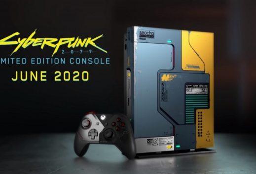 Xbox enthüllt komplette Cyberpunk 2077 Zubehör Kollektion
