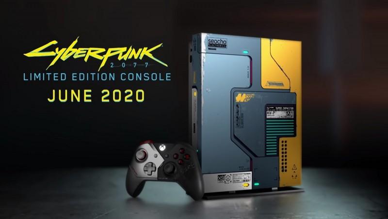 Cyberpunk 2077 – Holt euch jetzt die Xbox One X im schicken Design
