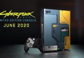 Cyberpunk 2077 Xbox One X Limited Edition enthüllt + Trailer