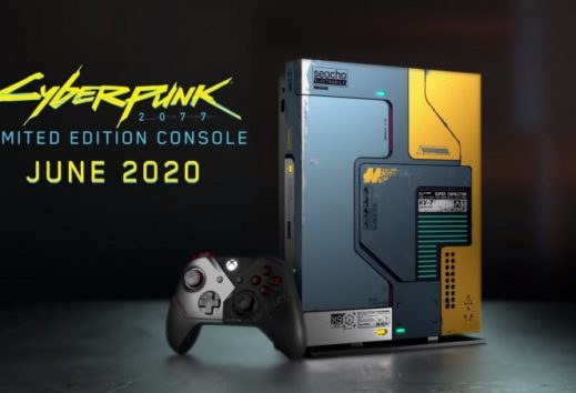 Cyberpunk 2077 Xbox One X Limited Edition enthüllt + Trailer