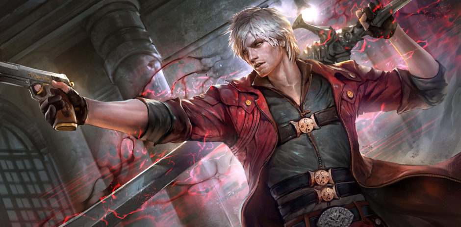 Monster Hunter World – Trifft auf Devil May Cry