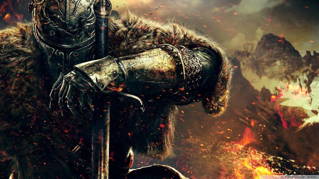 Die Dark Souls Trilogie findet ihren Weg nach Europa