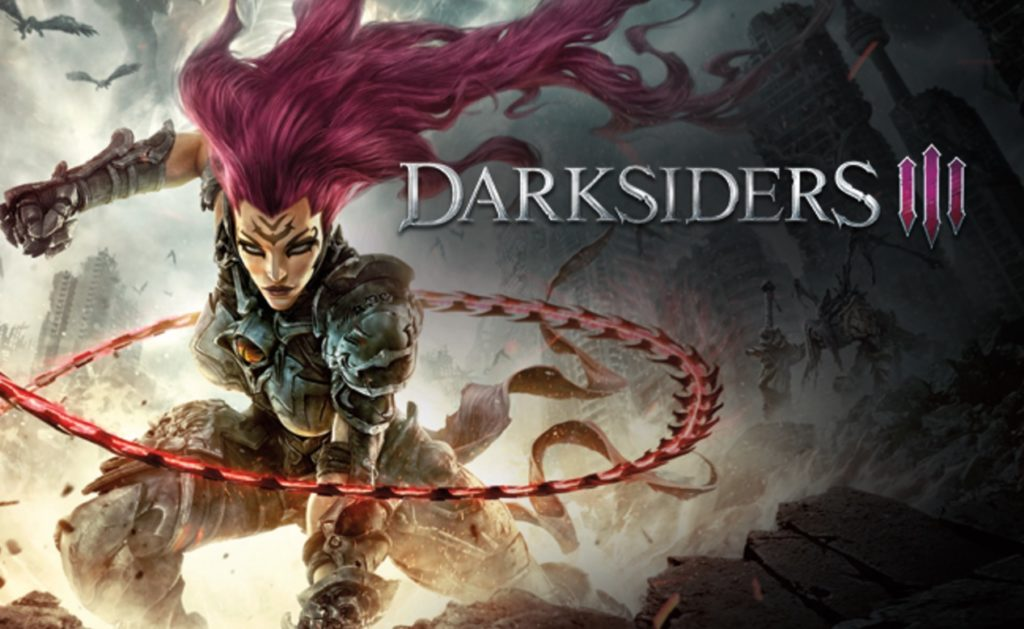 Darksiders 3 – Neuer Trailer zeigt Furys Kraftform