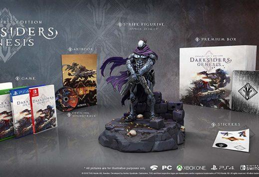 Darksiders Genesis - Limitierte Nephilim Edition kann ab sofort vorbestellt werden