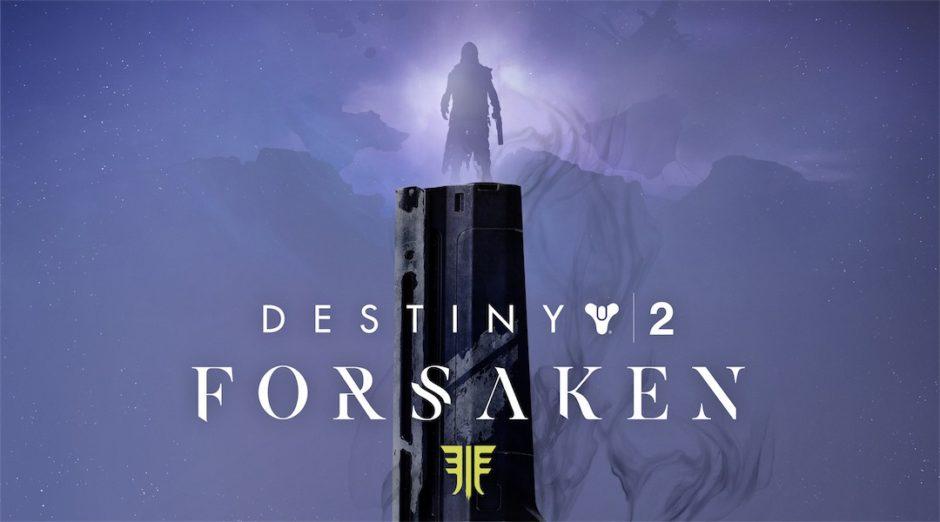Destiny 2: Forsaken – Das ist der Launch-Trailer
