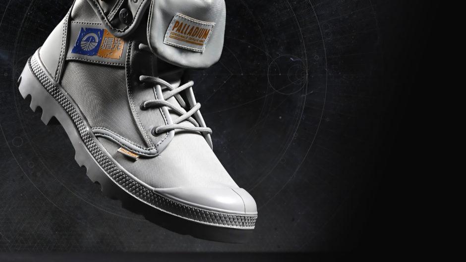 Destiny – Wollt ihr die passenden Schuhe zur Franchise?