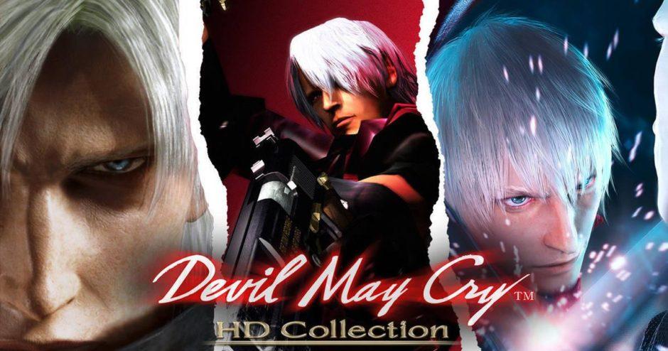 Devil May Cry – HD Collection für 2018 angekündigt