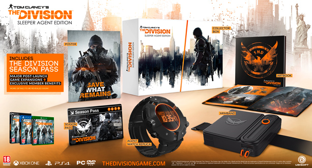 The Division – Collectors Edition angekündigt