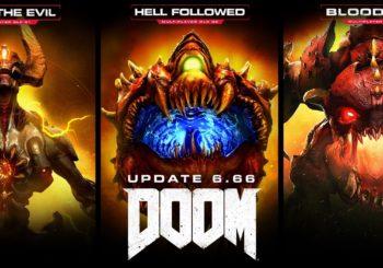 DOOM - Ultimatives 6.66 Update mit vielen Boni angekündigt
