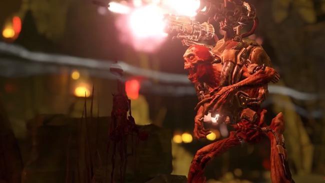 E3 2015: DOOM – Bethesda zeigt erstes Gameplay
