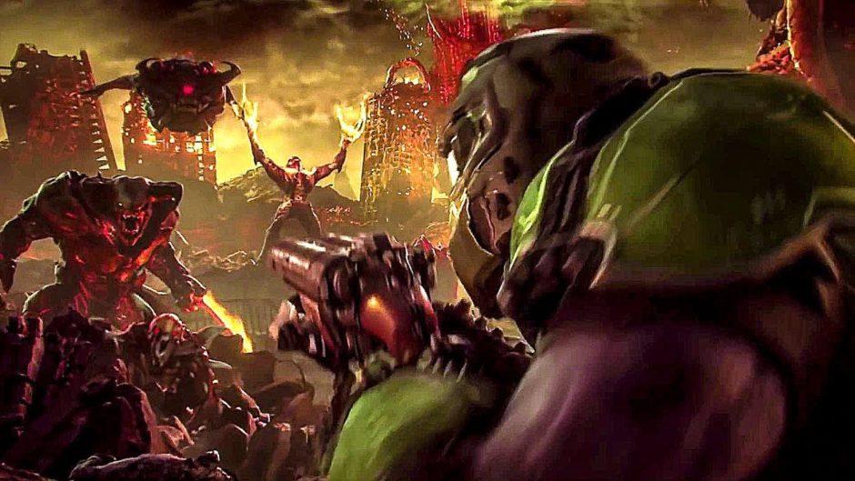 DOOM Eternal – Erstes Gameplay direkt aus der Hölle