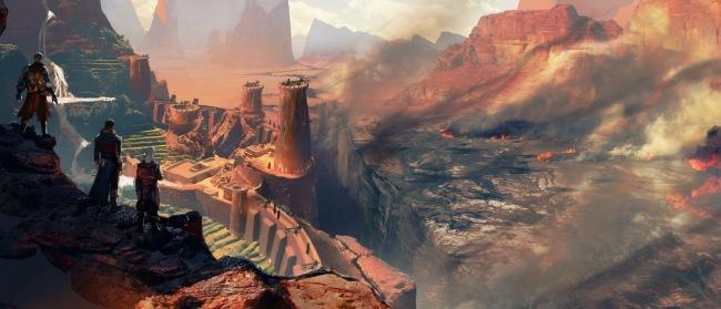 Dragon Age: Inquisition – Bilder einer Wüste