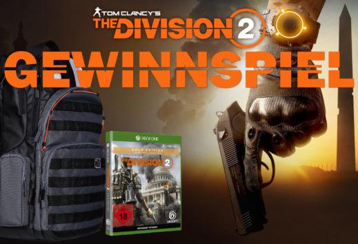 The Division 2 - Gewinnspiel